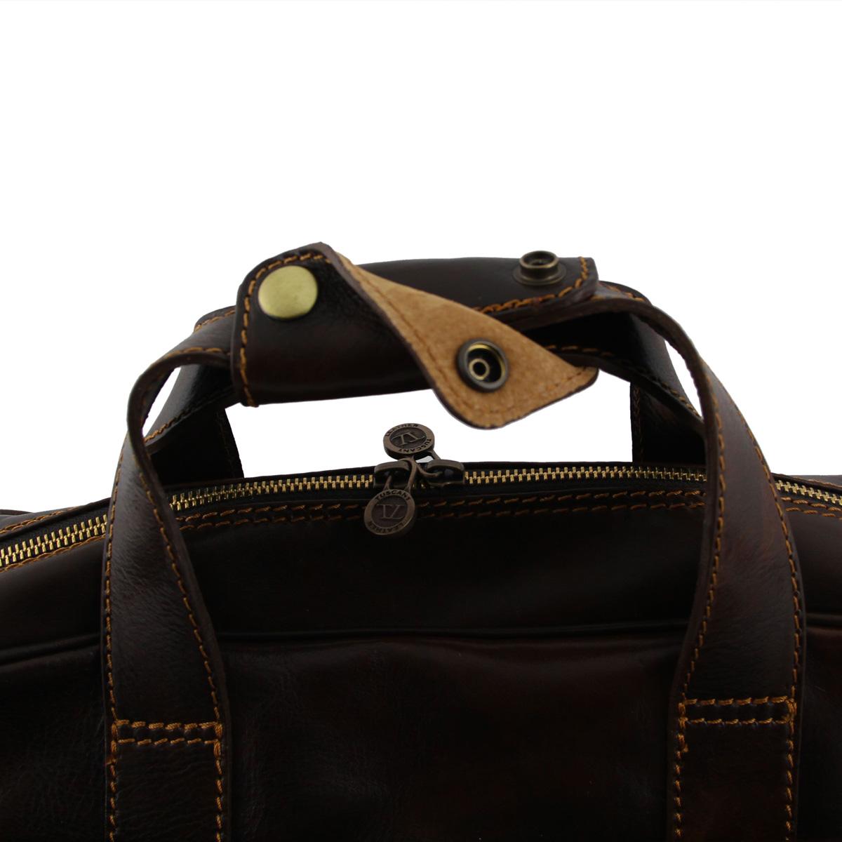 HemHERRVÄSKORPortföljer DatorväskorTuscany LeatherPortfölj Datorväska  Reggio Emilia Italienskt läder TL140889. Previous 5eab5be20331e