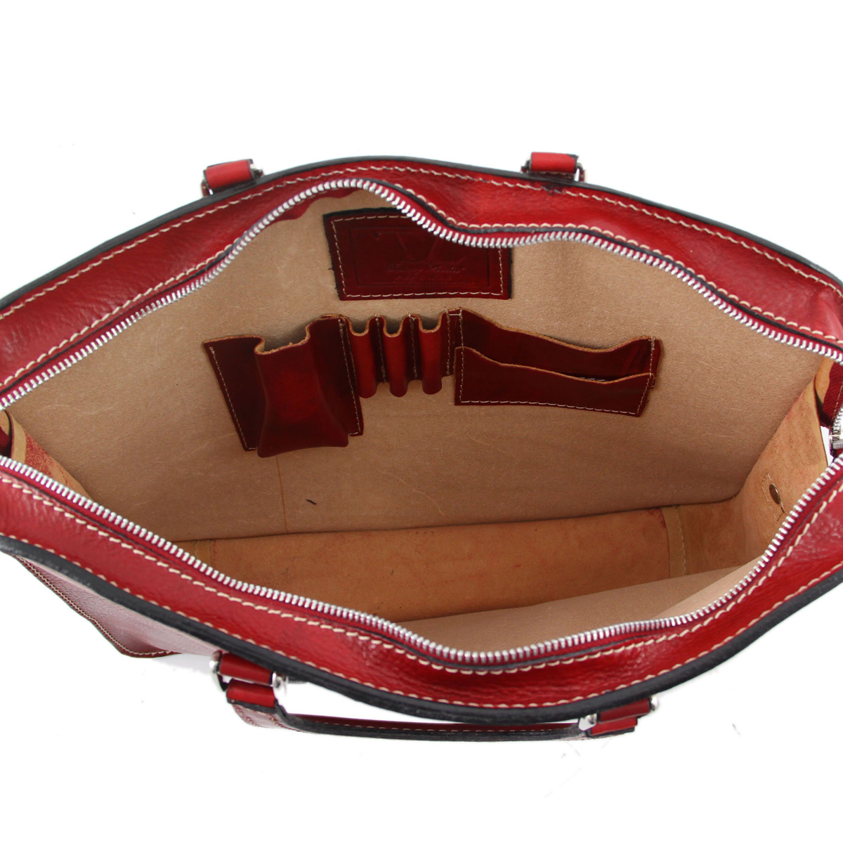 HemPORTFÖLJERDamportföljerTuscany LeatherPortfölj dam Alba Italienskt läder  TL140961. Previous 44a10f17355c4
