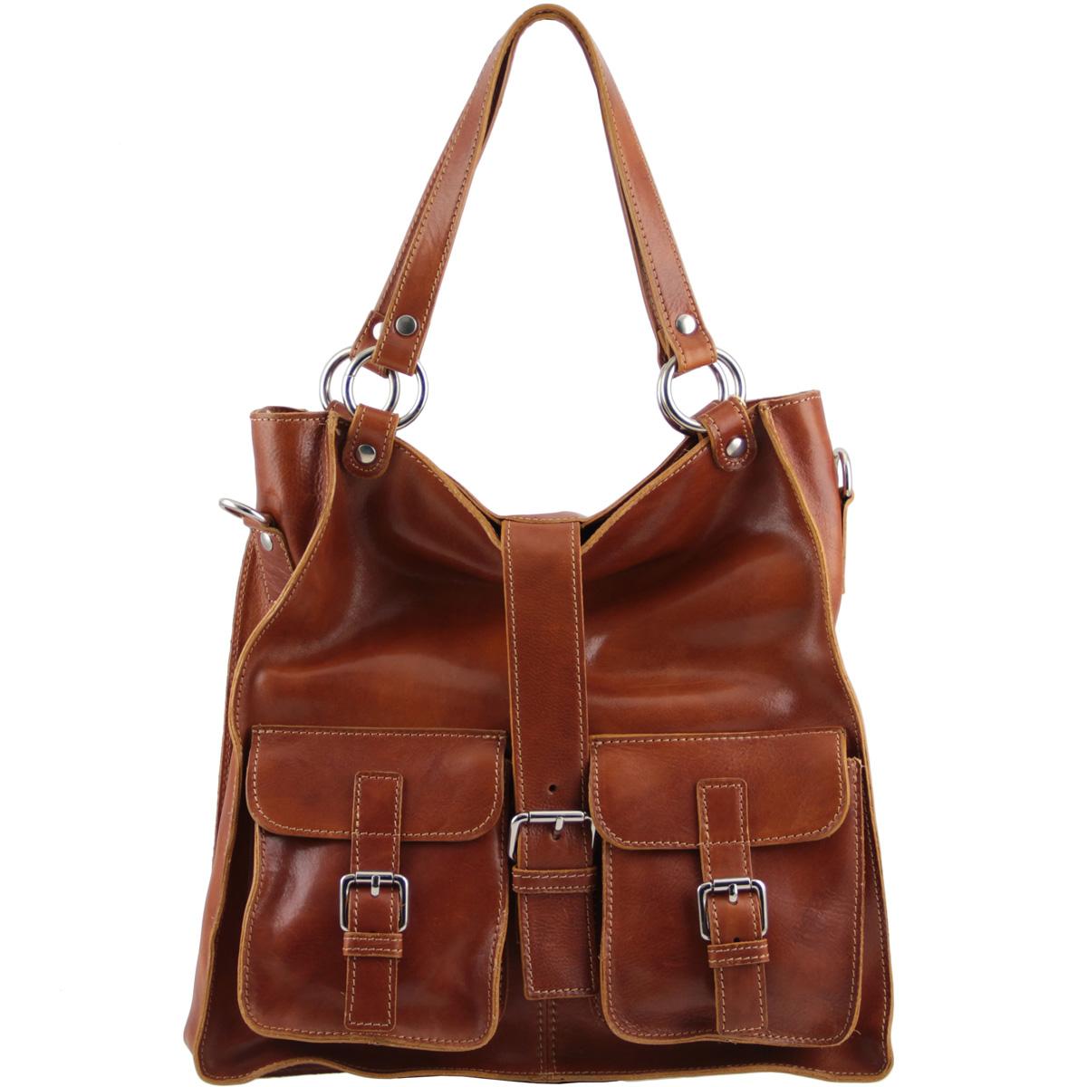 Tuscany Leather Handväska Melissa Italienskt läder VK-TL140928 f0a3417523e3b
