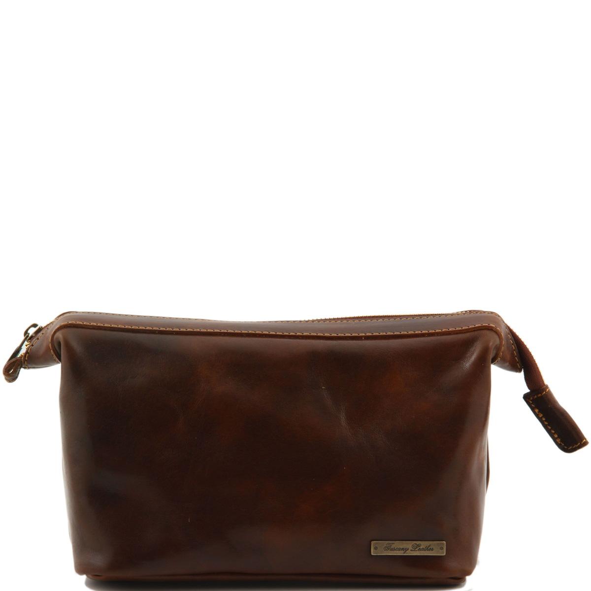 Tuscany Leather Neccessär Ronny Italienskt läder TL140979 408bc03ac2f7d
