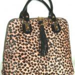 Blu StyleTote bag, leopard