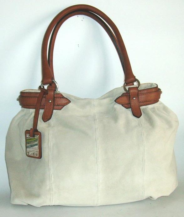 Blu Style Handväska moccaskinn
