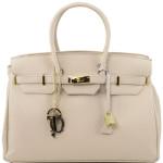 Tuscany Leather TL Bag Handväska Färg beige