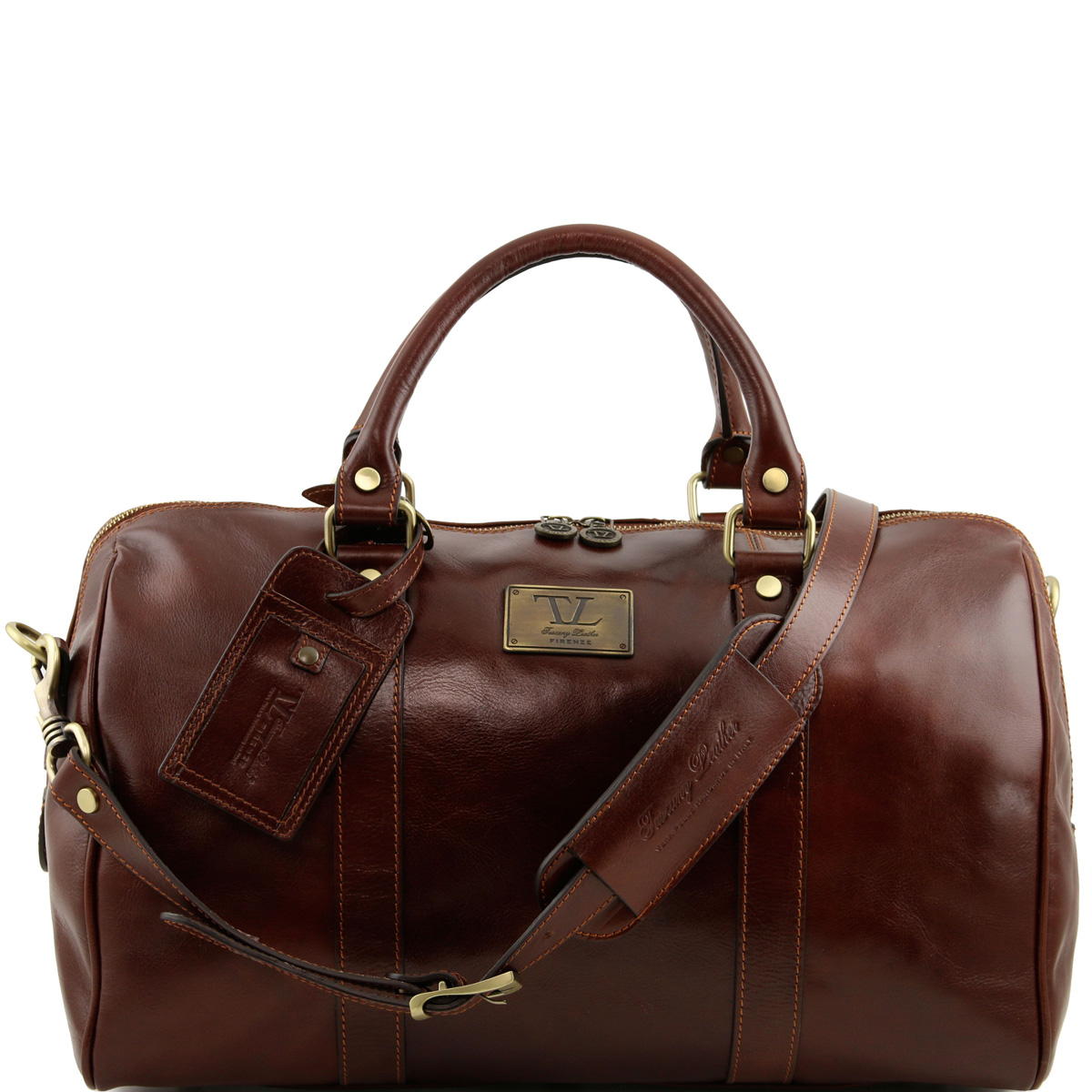 Tuscany Leather TL Voyager Weekendbag Small size