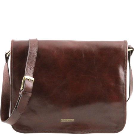 Tuscany Leather TL Messenger bag Large size