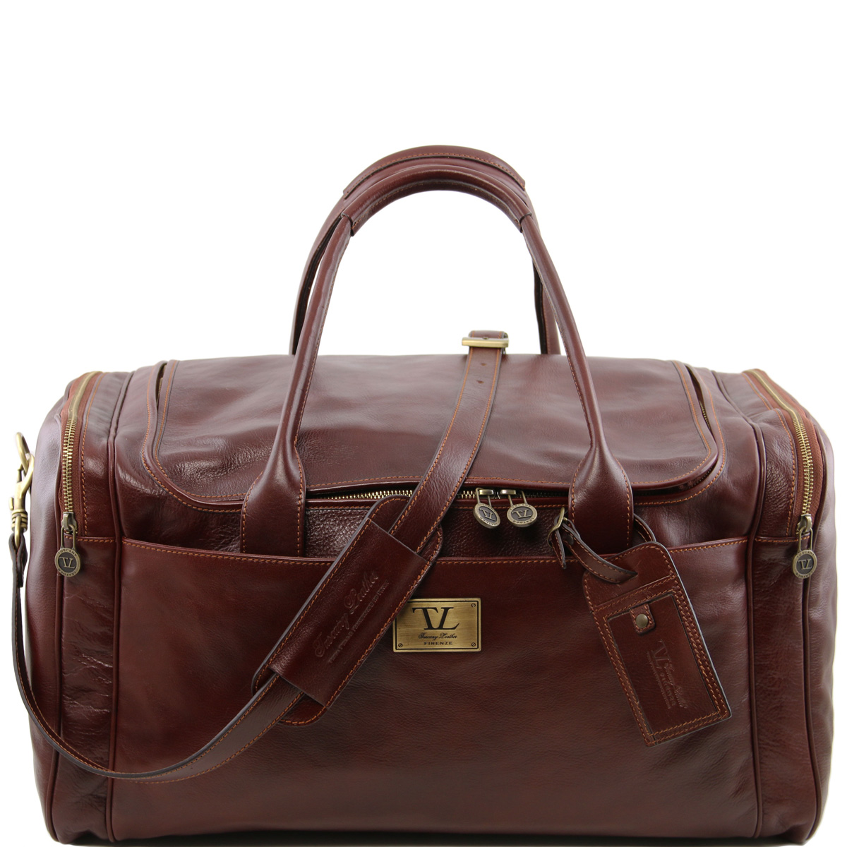 Tuscany Leather Weekend bag TL Voyager