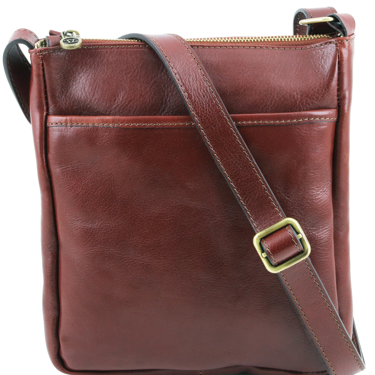 Tuscany Leather Axelväska Jason Crossbody Bag TL141300 99fe1bc0dd99b