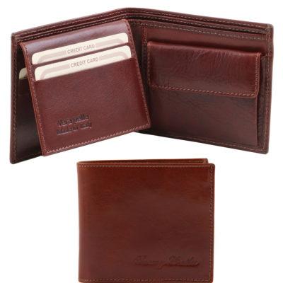 Tuscany Leather Plånbok Herr Italienskt läder TL141377 c64080d4454c0