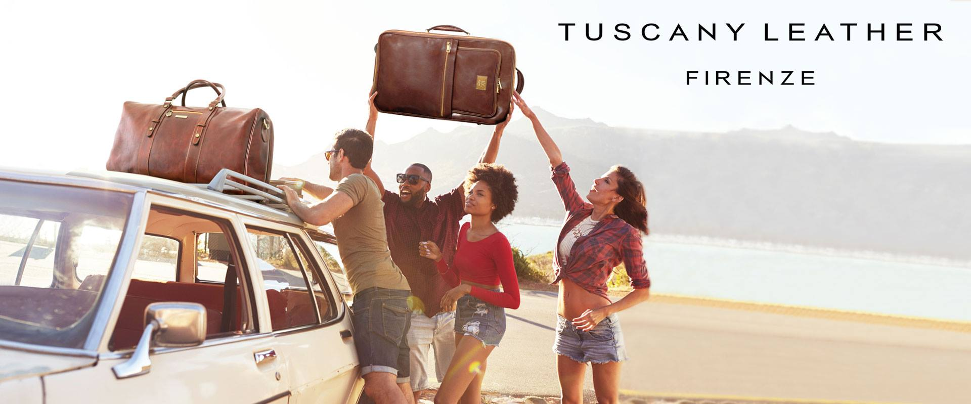 Weekendbags Tuscany Leather