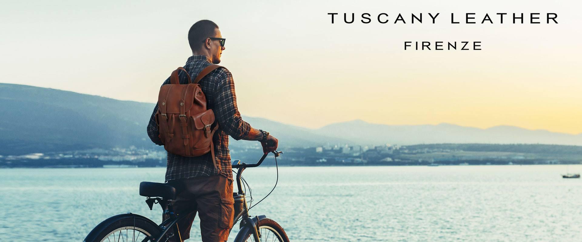 Tuscany Leather Läderväskor från Italien