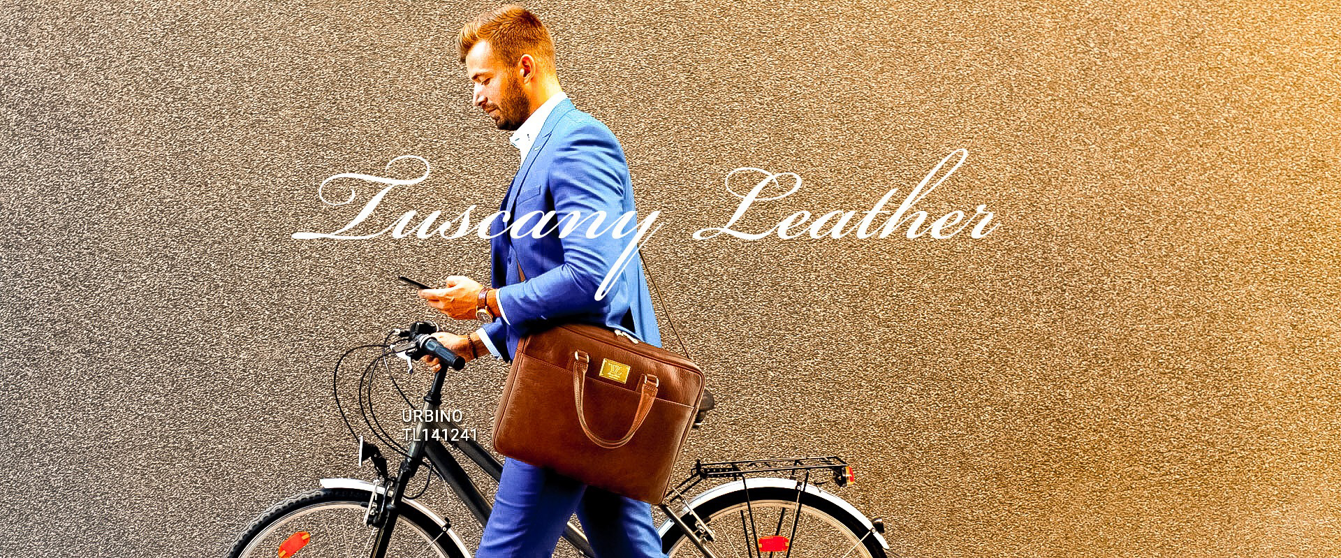 Tuscany Leather Väskor