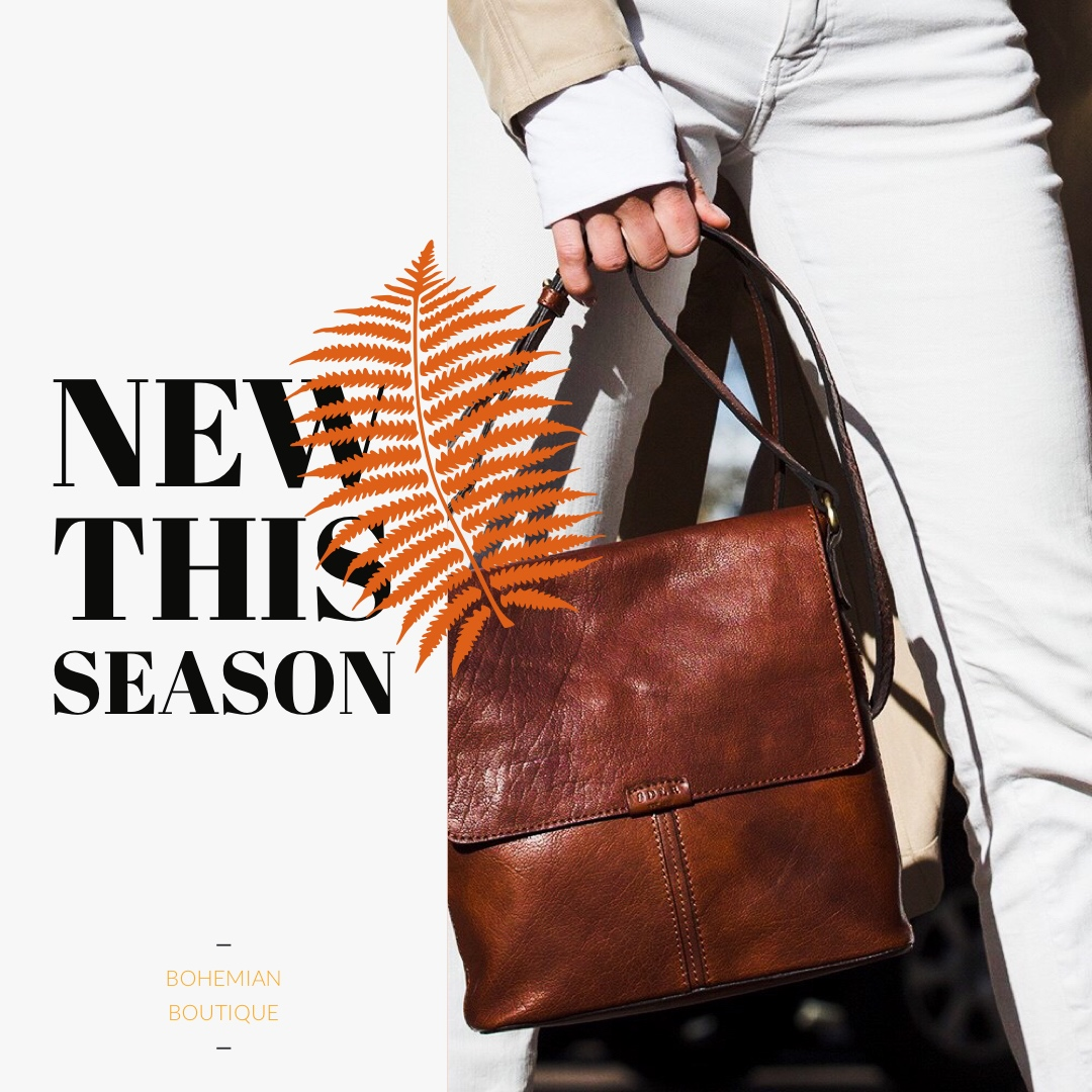 Nya väskor höst 2018