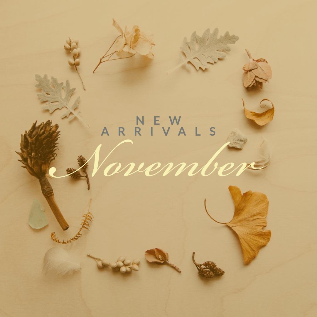 Nya väskor November