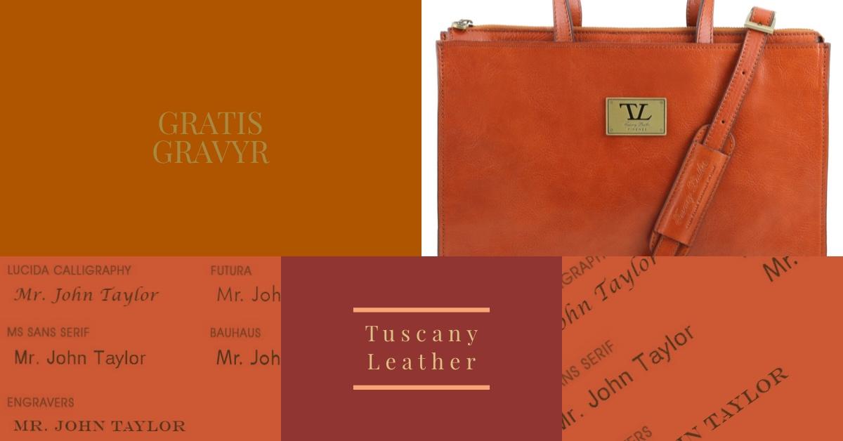 Gravyr Tuscany Leather