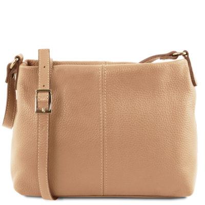 96d9a9dec2ec Tuscany Leather TL BAG Soft leather shoulder bag TL141720
