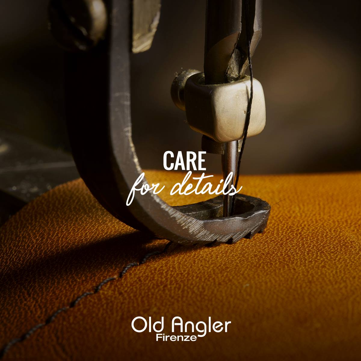 Old Angler Leather Bags