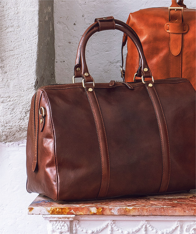 Weekendbag Old Angler