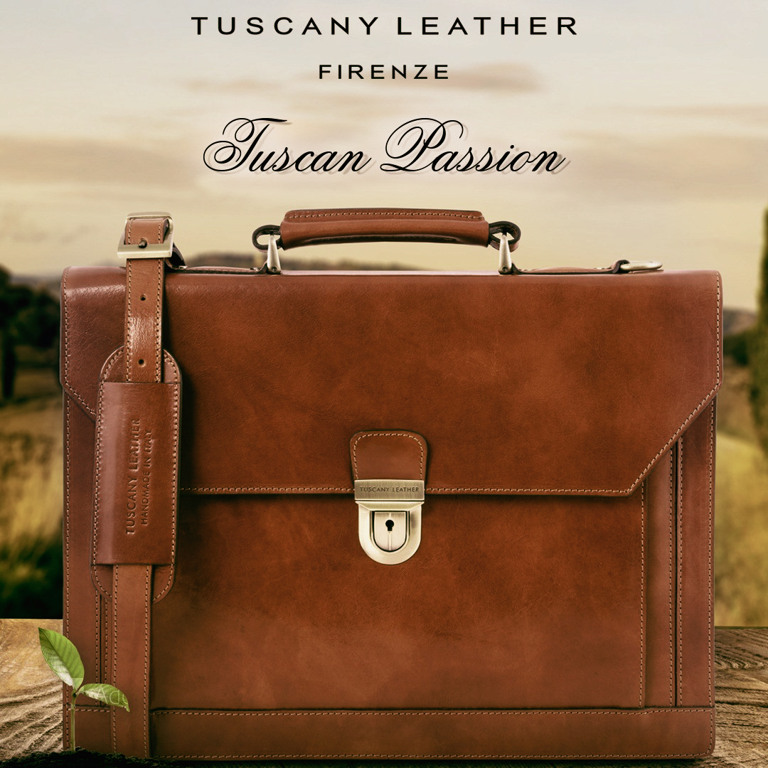 Tuscany Leather Portfölj