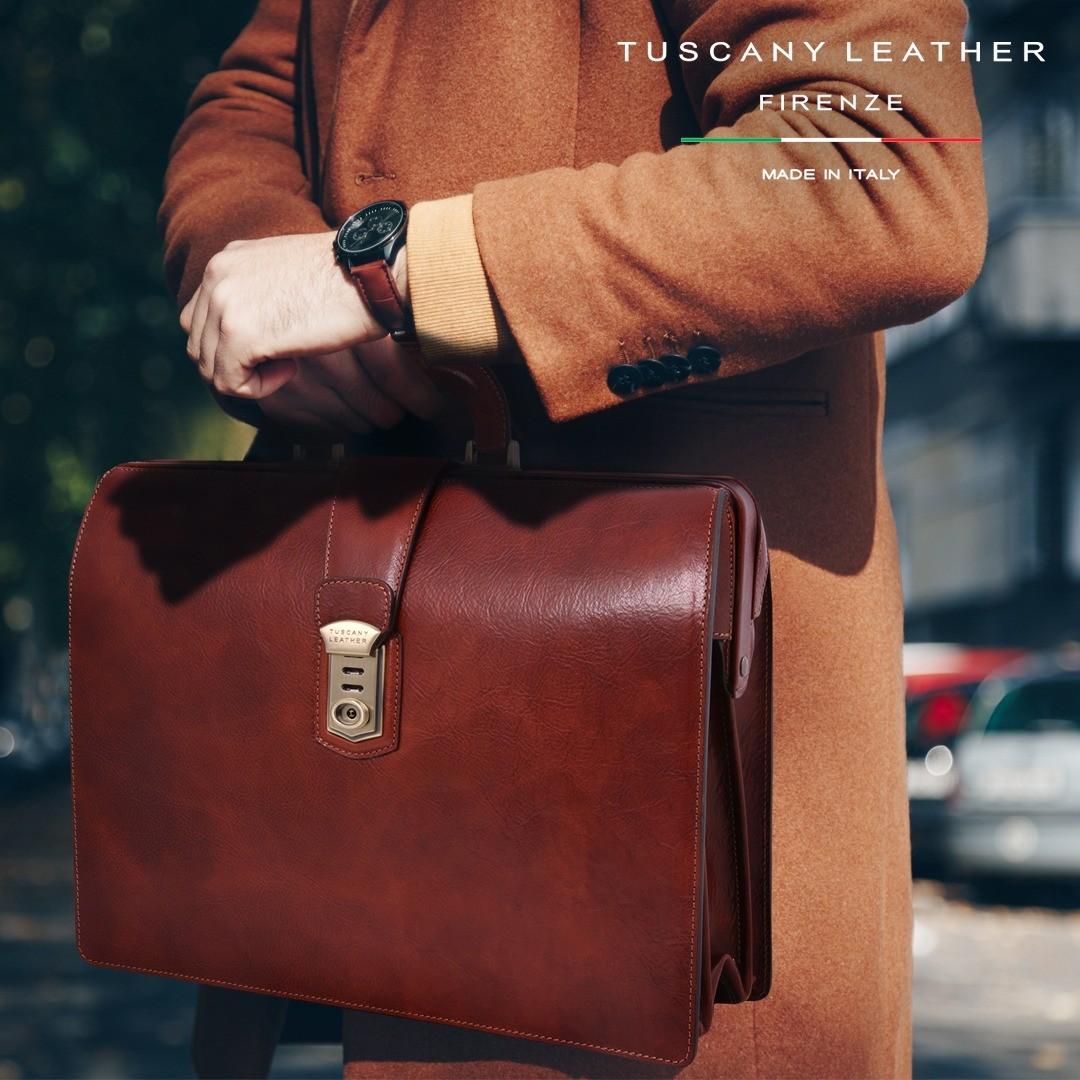 Tuscany Leather Portföljer
